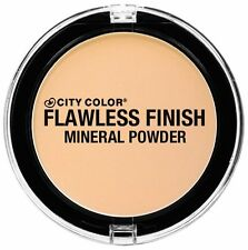 City Color Flawless Finish Mineral Powder 4 Shades