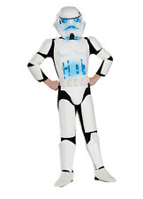 Star Wars Deluxe Child Stormtrooper Light-Up Costume Rubies 881356