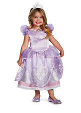 Child Sofia The First Deluxe Costume by Disguise 56722