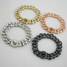 New MARC BY M JACOBS Hollowed-out Button Closure Bracelet 4 colors available