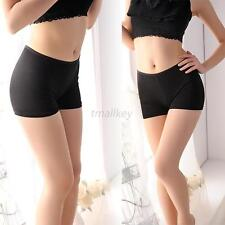 Women Girl Safety Underwear Modal Seamless Tight Legging Shorts Pants Underpant