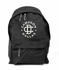 Cameron Dallas Backpack School Bag youtube funny music vine bae blogger BP34