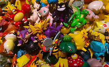 VINTAGE POKEMON MONSTER COLLECTION FIGURES BY TAKARA TOMY - POKEDEX NO 60 - 117!