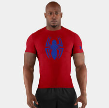 Under Armour Mens Alter Ego Compression Shirt Marvel Spiderman 1244399 ALL SIZES