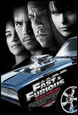 Fast and the Furious FRIDGE MAGNET Paul Walker Movie Poster CANVAS Magnet Print