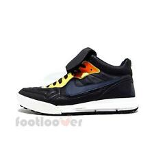 Shoes Nike NSW Tiempo '94 Lunar Mid 653977 002 Sneakers Man Retro Black-Obsidian