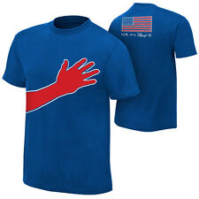 Jack Swagger WE THE PEOPLE ALL-AMERICAN WWE Authentic T-Shirt OFFICIAL LICENSED