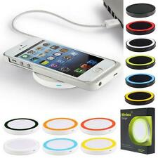 New Qi Wireless Power Pad Charger for iPhone Samsung S3 S4 Note2 Nokia Nexus  DX