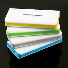 20000mAh External Power Bank Backup Battery Charger For Samsung Iphone DX