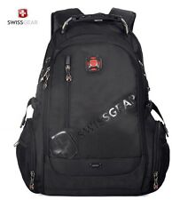 SwissGear 16 inch Laptop bag travel backpack SW1460 with lock and cover
