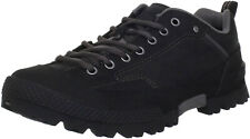 Caterpillar REZNOR  Oxford Mens Work Casual  Black Leather/Nubuck Shoes Sneakers