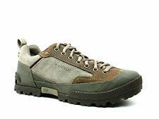 Caterpillar REZNOR  Oxford Mens Work Casual Beige Leather/Nubuck Shoes Sneakers