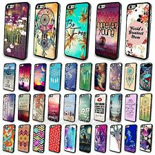 For Apple IPhone 4 4S 5 5S 5C Best of Fashion Various Scenery Pattern Case Cover