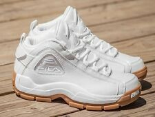 Men's FILA 96 WHITE/GUM Hamptons/Independence Day/Grant Hill Sneaker 1VB90053