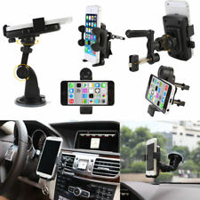 Car Air Vent Cradle Holder/Windscreen Suction Mount for Samsung Galaxy S3 S4 S5