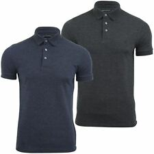 Mens Magoo Pique Polo T Shirt French Connection/ FCUK Short Sleeved