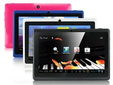 "7"" Inch Capacitive Google Android 4.2 All Winner A23 Dual Cameras 4GB Tablet PC"