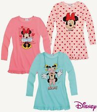 Disney Minnie Mouse Nachthemd Gr. 92 / 104 / 116 / 128 NEU