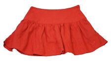 GENUINE GIRLS/WOMENS ROXY RED SKIRT (XMWSK043) (R2)