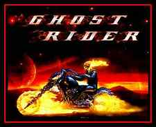 Ghost Rider Custom Made Youth T-Shirt, 100% Preshrunk Cotton, All Seasons