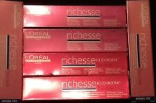 L'OREAL RICHESSE HAIR COLOR 1.8 oz - YOUR CHOICE