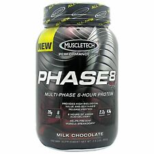 PHASE8, Performance Series, MuscleTech, 2 Lbs., 6 High-Quality Protein Sources
