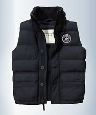 2014 Abercrombie Men Schofield Cobble outerwear Vest all size new with tags