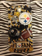 Pittsburgh Steelers Phone Case iphone 4 4s 5 5s 5c Samsung Galaxy S 3 4 5
