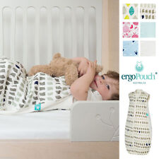 ergoPouch 1.0 TOG Bamboo and Cotton Sleeping Bag Grey Paint