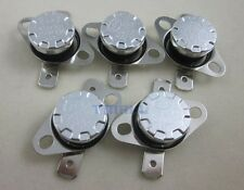 5pcs KSD301 Thermostat Normally Closed NC Temperature Thermal Control Switch