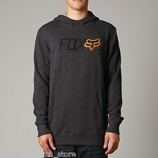 NEW WITH TAGS Fox Racing WARMUP PULLOVER HOODIE BLACK MEDIUM-XLARGE LIMITED RARE
