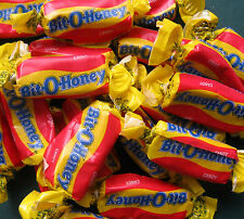 Bit O Honey Nostalgic Candy Chewy Honey with Almonds Taffy  Free Shipping FRESH