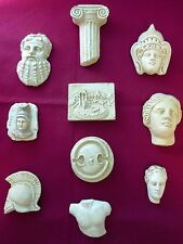 Ancient Greek Replicas - Casting stone Magnets