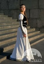 """Medieval Costume , Medieval Bodice """"Chess Queen"""""""