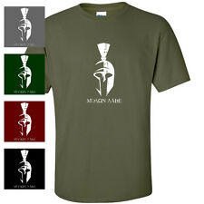SPARTAN MOLON LABE COME AK47 AR15 PRO GUN 300 TEE SECOND AMENDMENT MENS T-SHIRT