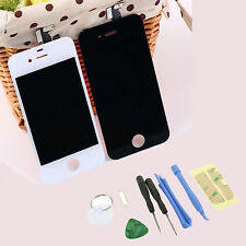Replacement LCD Display Touch Screen Digitizer Assembly For i Phone 4/4S Tools