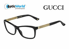 GUCCI - GG3695 Authentic Designer Spectacle Frame with Case (All Colours)