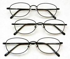 (3 PACK) Foster Grant TITANIUM T4 Reading Glasses (Retail $75) Choose A Strength