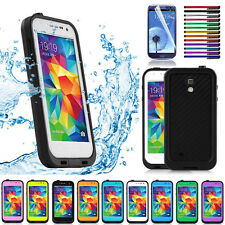 Waterproof Shockproof Dirt Snow Proff Case Cover For Samsung Galaxy S5 V I9600