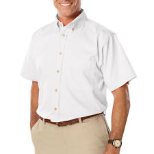 MEN'S 100% COTTON SHORT SLEEVE SHIRTS, 26 COLOURS !!!,  Free Postage!!