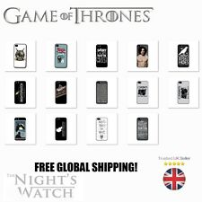 ★ GAME OF THRONES NIGHTS WATCH tv series dvd Case for iPhone 5 5S 4 5C COVER ★