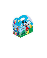 MICKEY MOUSE BIRTHDAY WEDDING PARTY GIFT BOX - VARIOUS PACK SIZES