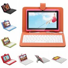 "iRulu A23 7"" Tablet PC 8GB Android 4.2 Dual Core&Cam 1.5GHz w/ Gridding Keyboard"