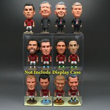Manchester  Soccer International clubs Teams Football Stars Pvc Figure/Doll