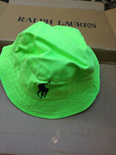 Ralph Lauren Big Pony Cotton Bucket Hat