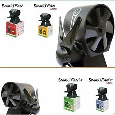 SmartFan - Stove Fan with Twin Fan for Self-Cooling