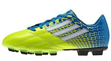 adidas Neoride TRX FG JR YOUTH Soccer Cleats Q33536 Electricity/Pride Blue Kids