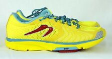 Newton Women's Yellow, Aqua, And Red Distance 3