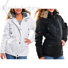 Geographical Norway Alaska Lady Winter Jacke Parka Outdoor Damen Winterjacke