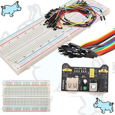 Breadboard Prototyping Starter Kit for Arduino PIC & General Electronics